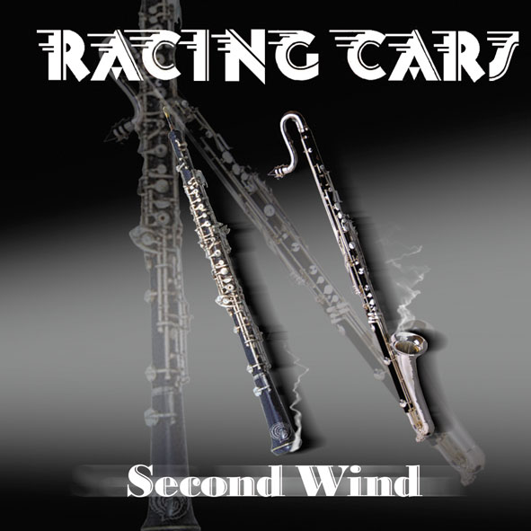 Racing Cars - Second Wind front cover